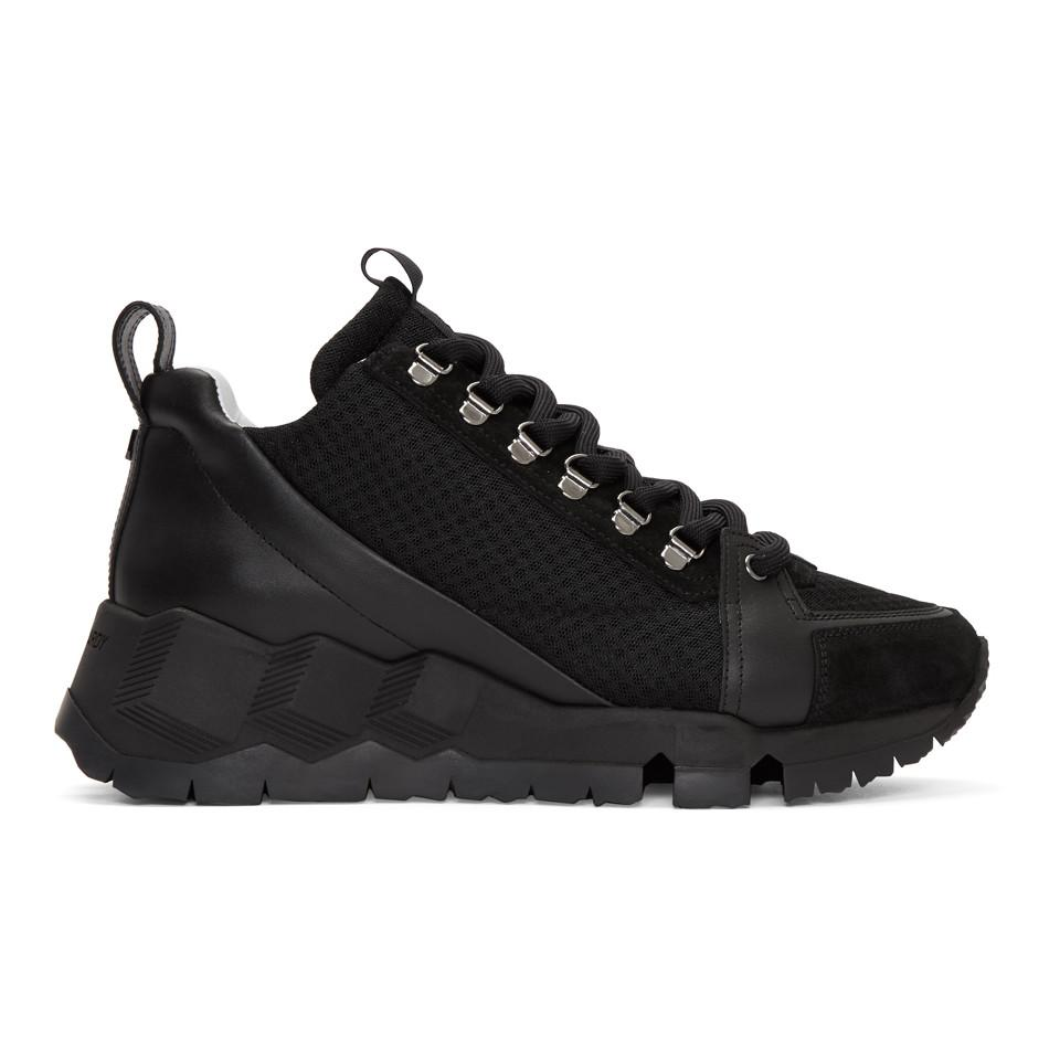 coupon de réduction design professionnel taille 7 Pierre Hardy Neoprene Alpine Low-top Trainers in Black for ...