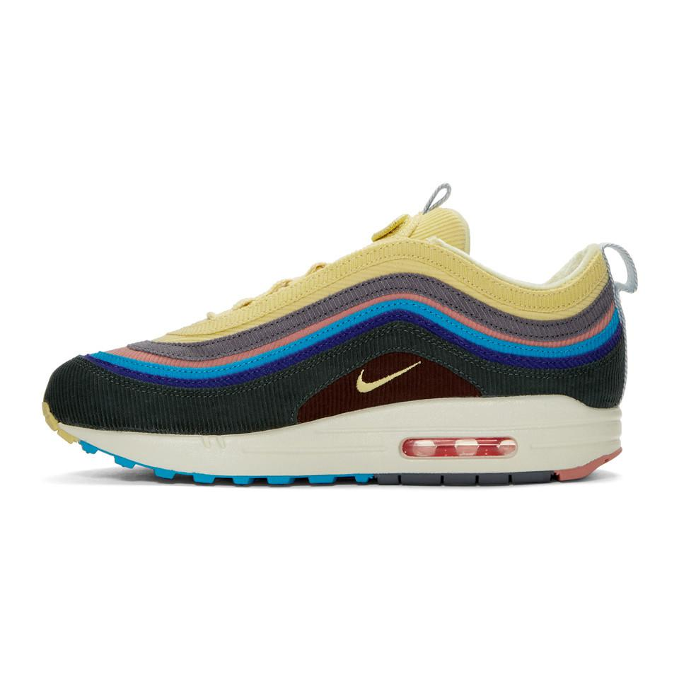 Nike Air Max 197 Sean Wotherspoon: Amazon.co.uk: Shoes & Bags