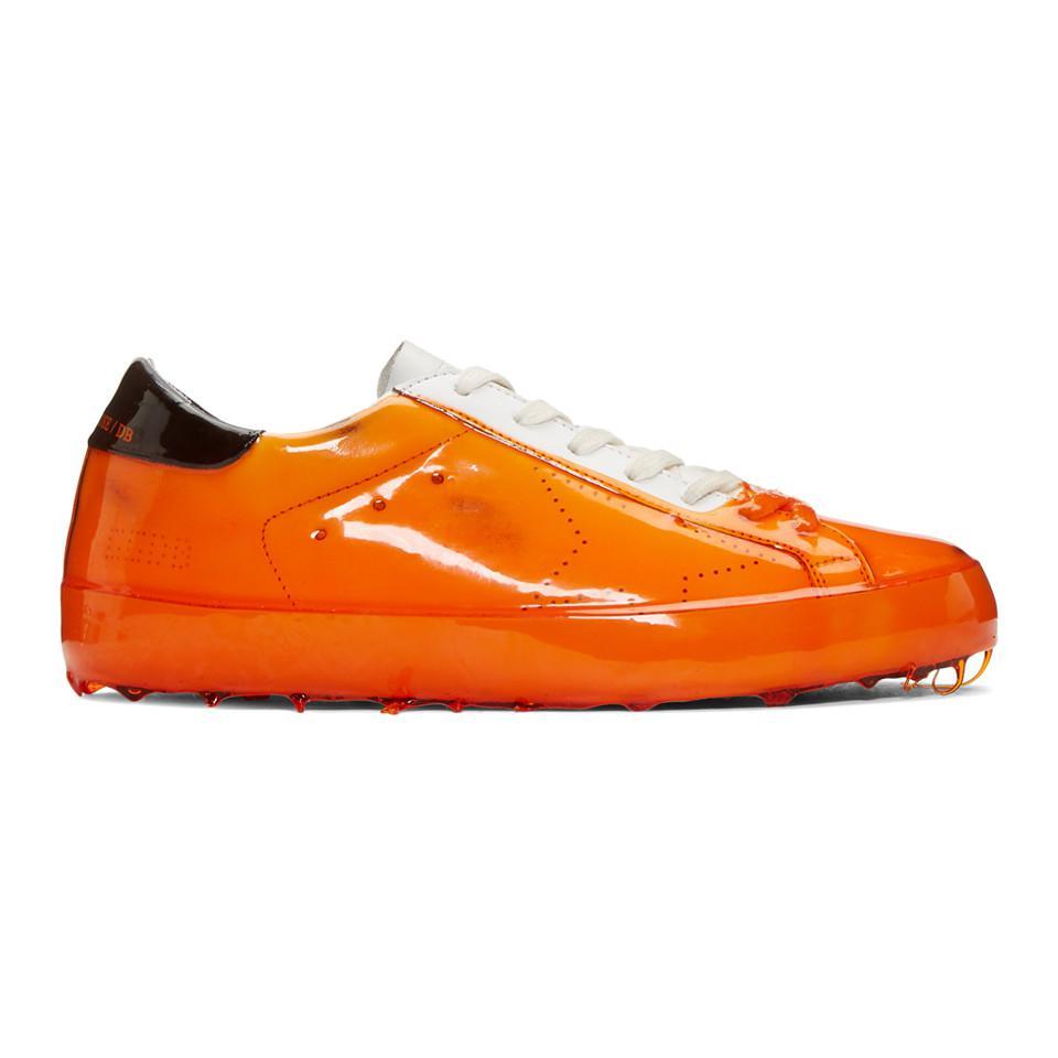 Golden Goose Skate Dip Superstar Sneakers RjNY2vNH