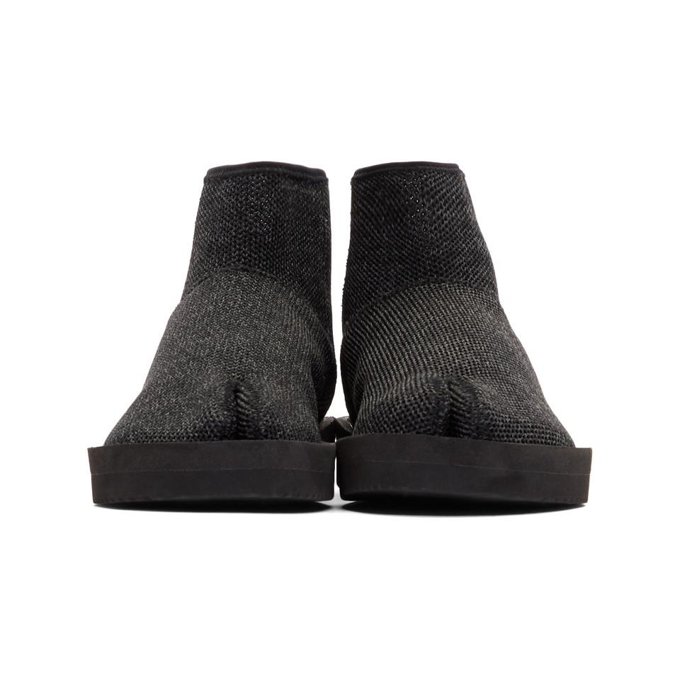 SUICOKE Toby Knit Boots YqhXweP