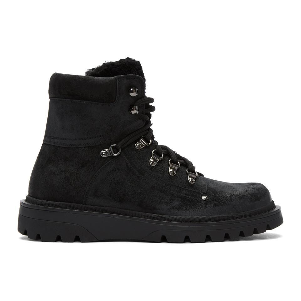 Moncler Nubuck Egide Boots x45Zuu1HJm