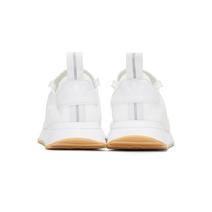 adidas Originals Leather Off-white Stan Smith Premium Sneakers