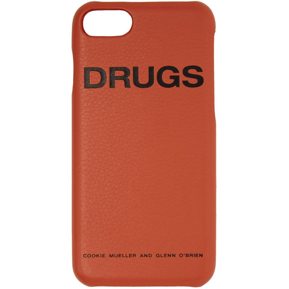 coque iphone 7 drugs