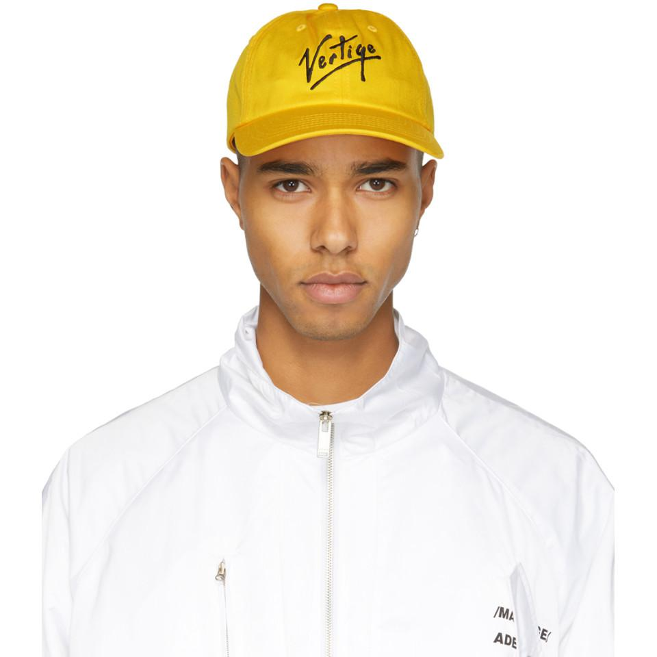 Yellow Orly Vertige Cap FlwDJr9G