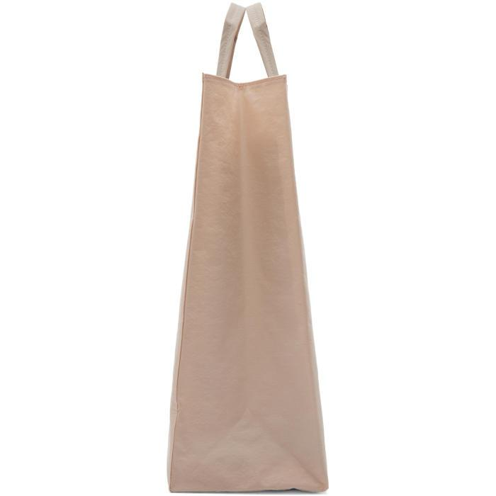 Acne Studios Synthetic Pink Baker Tote