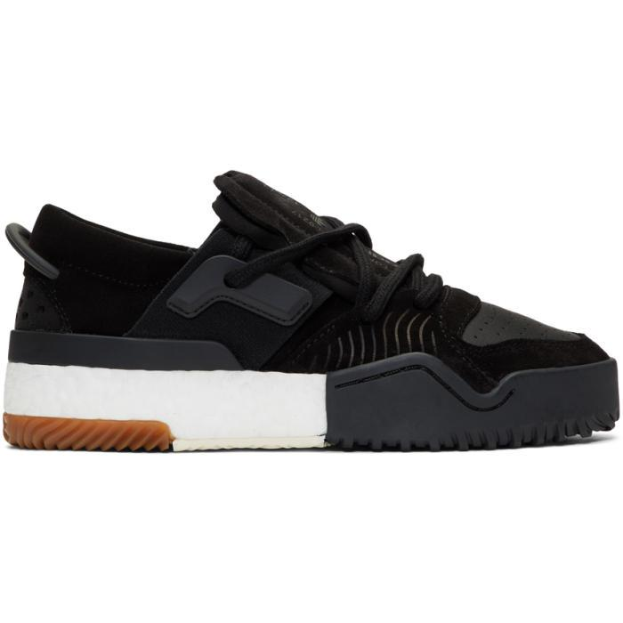hot sale online d6c68 62ce5 Lyst - Alexander Wang Black Aw Bball Lo Sneakers in Black fo