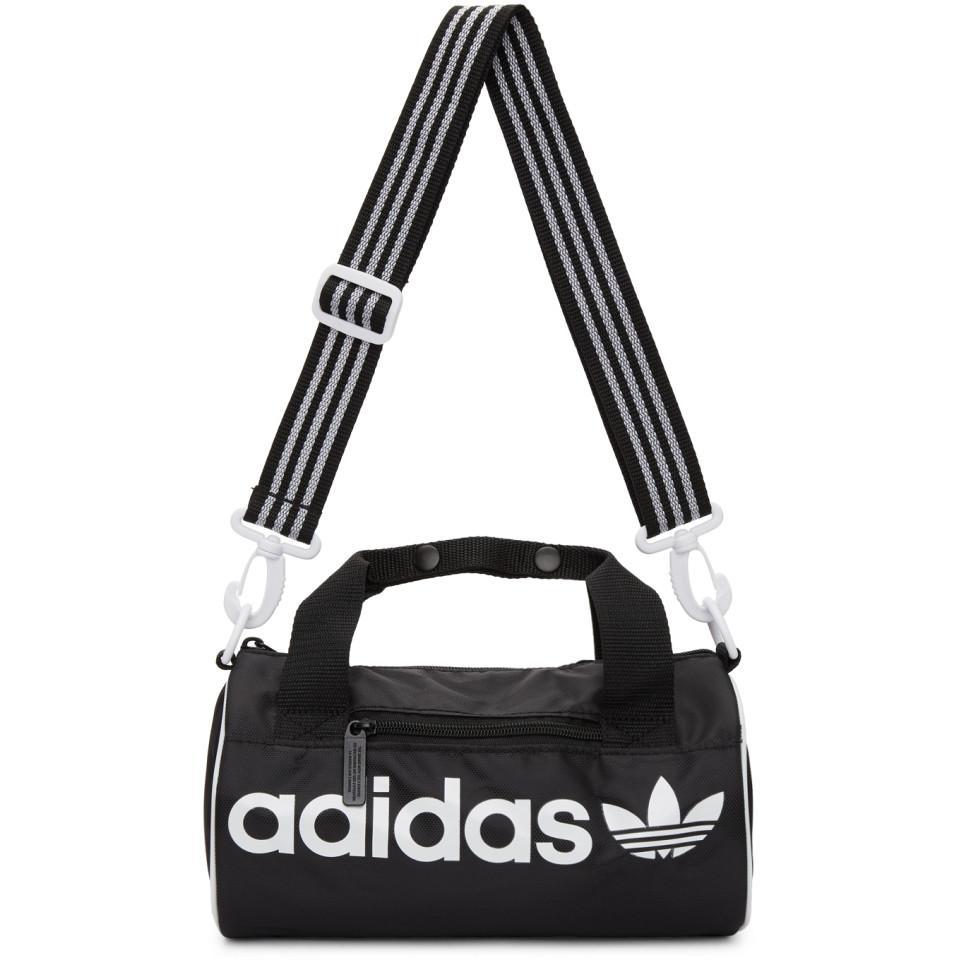 Santiago Sac Small Adidas Polochon Coloris En Noir Originals Black QrECedxBoW
