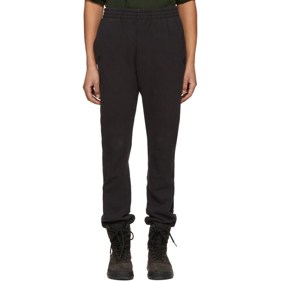 8c8307c2 Yeezy Black Calabasas Sweatpants in Black for Men - Lyst