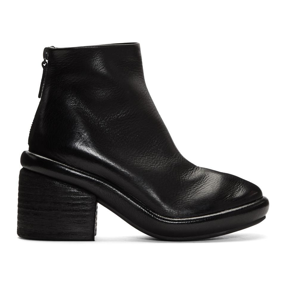 Marsèll Black Salvagente Boots pCWuf