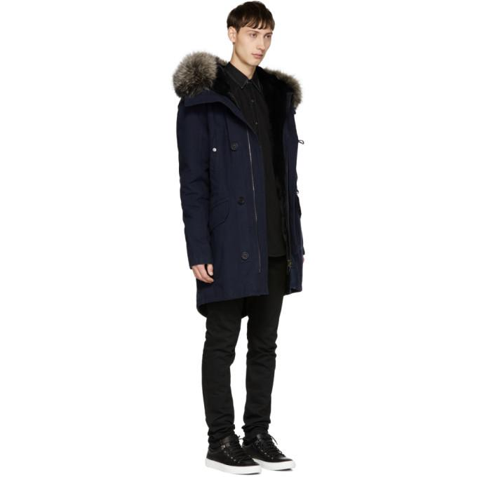 Find women's navy parka with fur hood at ShopStyle. Shop the latest collection of women's navy parka with fur hood from the most popular stores - all.
