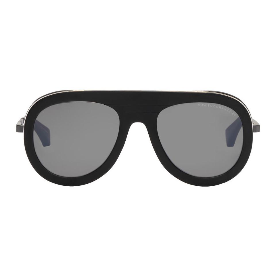 b1ae77bafff0 Lyst - DITA Black Matte Endurance 88 Sunglasses in Black for Men