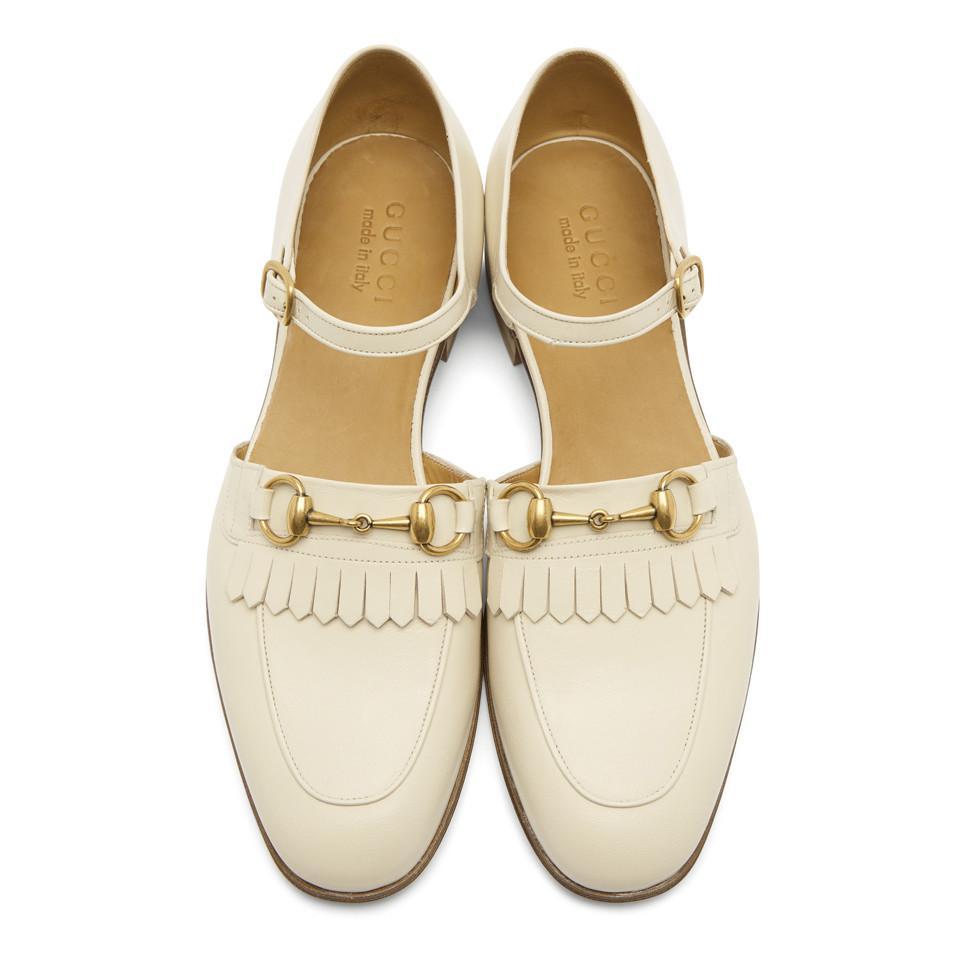 WyXTijrilo Ivory Harbor Dress Loafers INmDB