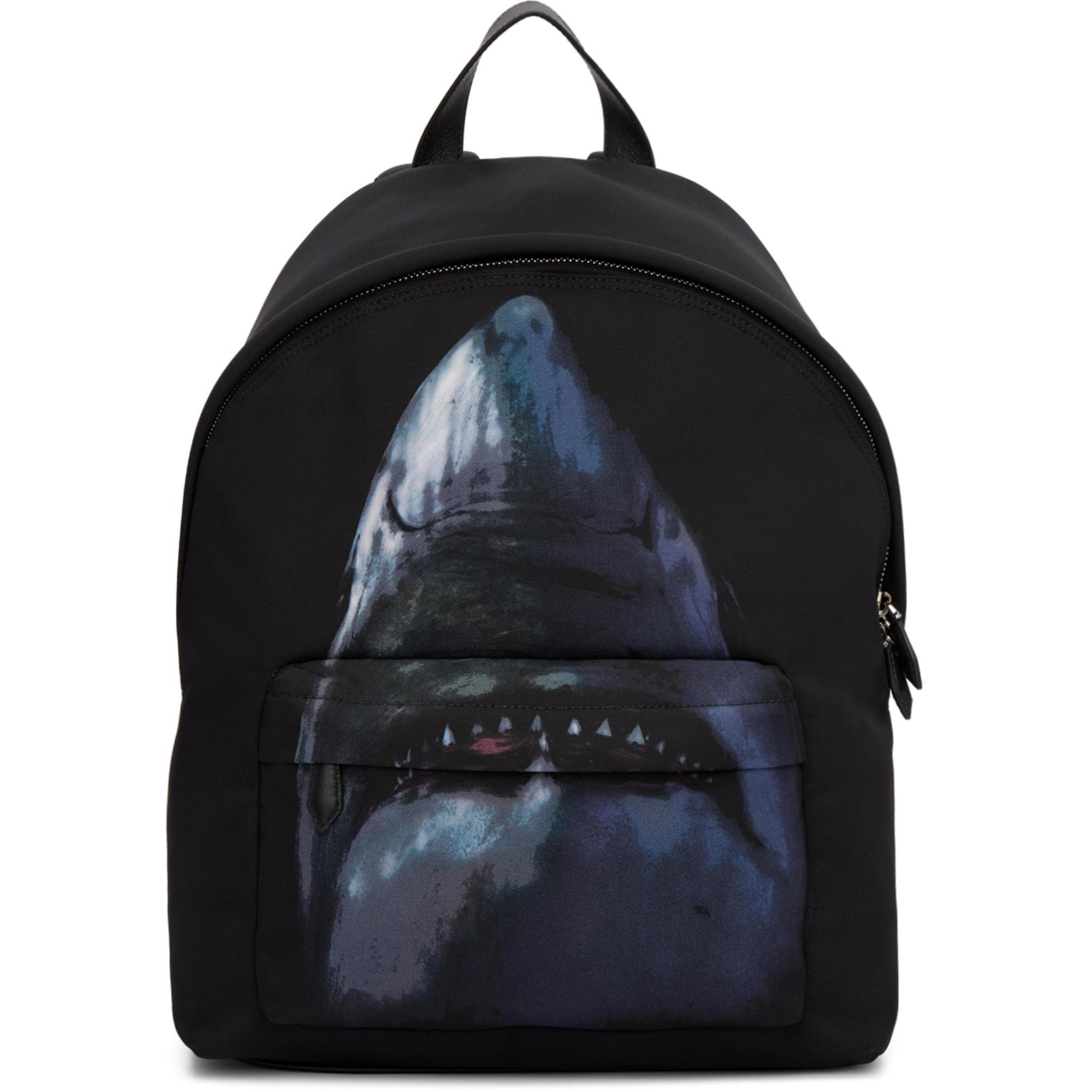 Givenchy Sac à dos Shark KlZ4I