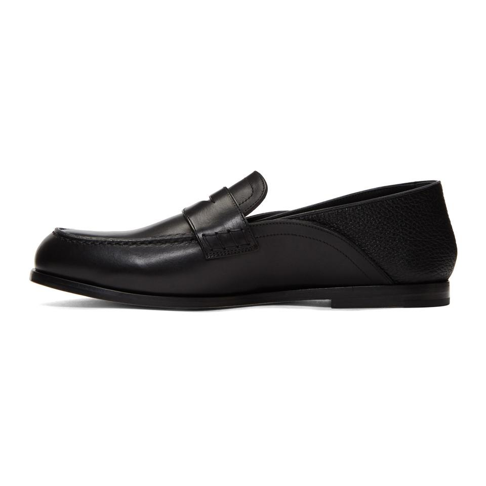 Loewe Convertible Penny Loafers 1FXhqTFx5f