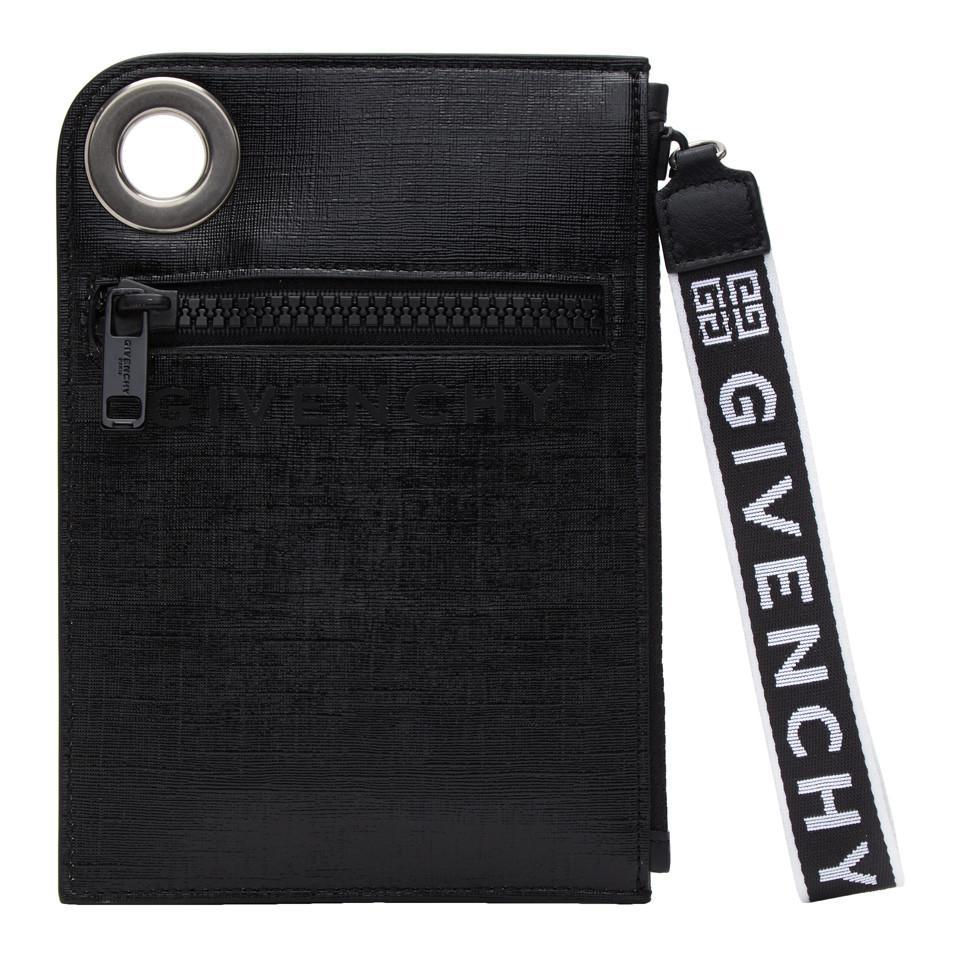 db64c09be522 Givenchy - Black Slim Jaw Crossbody Bag for Men - Lyst. View fullscreen