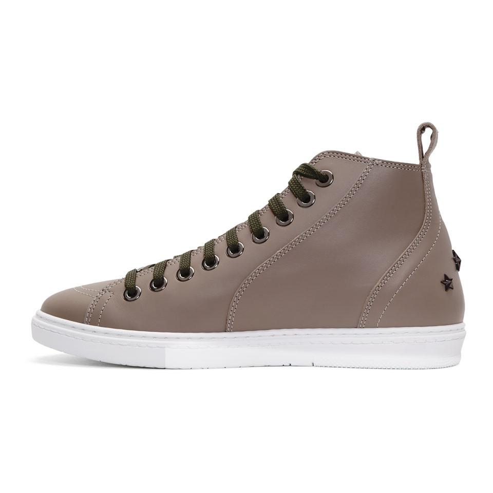 online retailer 2c5fc 0b724 jimmy-choo--Taupe-Leather-Colt-High-top-Sneakers.jpeg