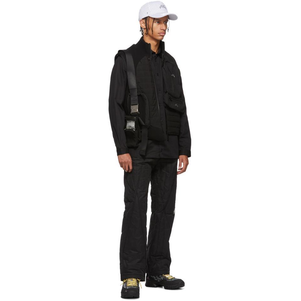 * Sac noir V2 Holster Synthétique A_COLD_WALL* pour homme en coloris Noir