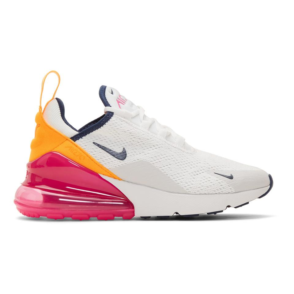 Nike Womens Air Max 270 Shoes - Size 5w