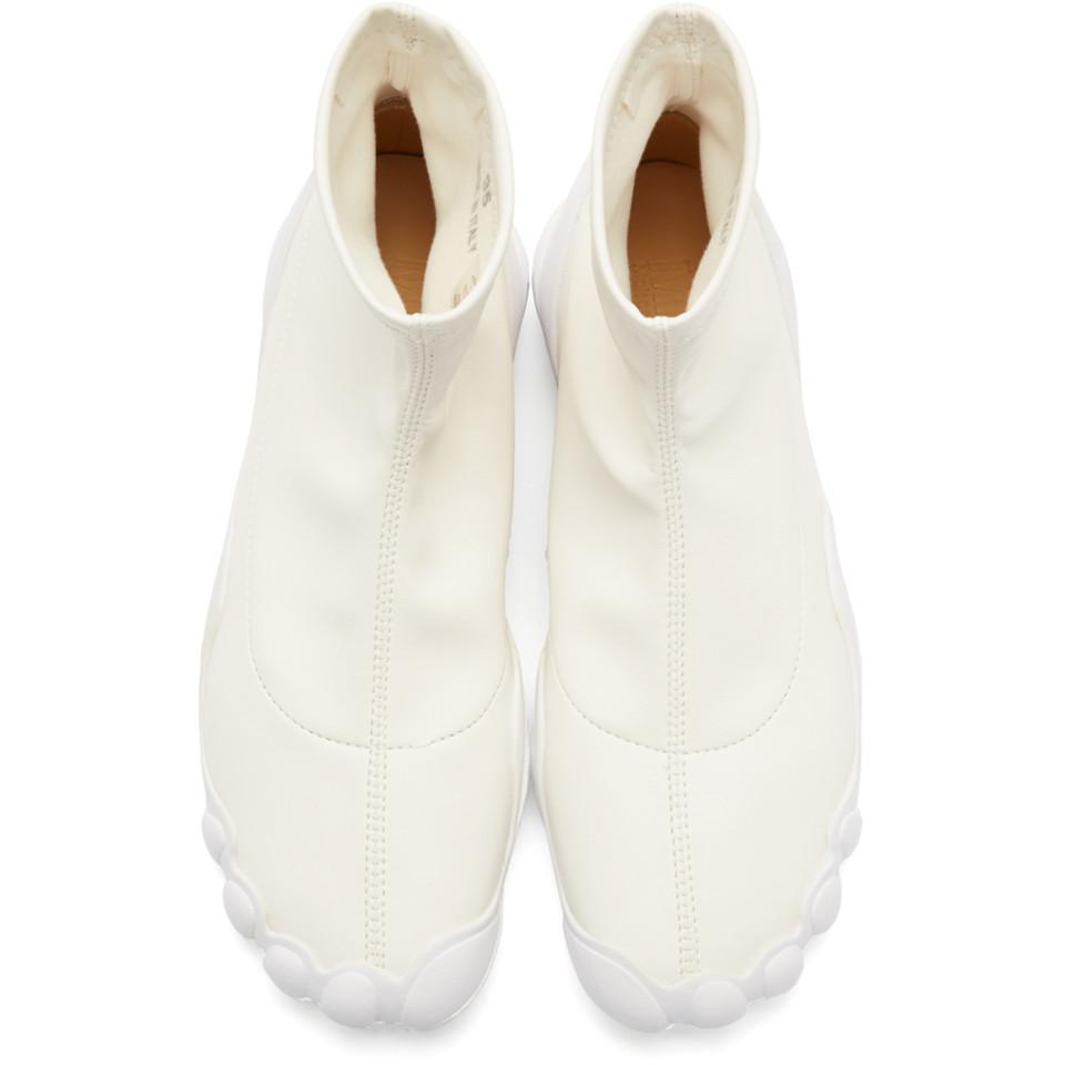 platform sneakers - White Maison Martin Margiela wCW24gKR6W