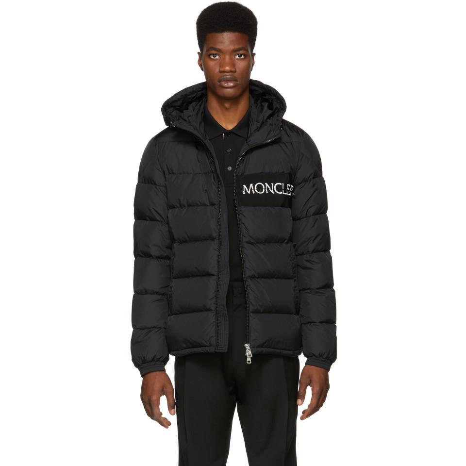 984e972c9 Men's Black Down Aiton Jacket