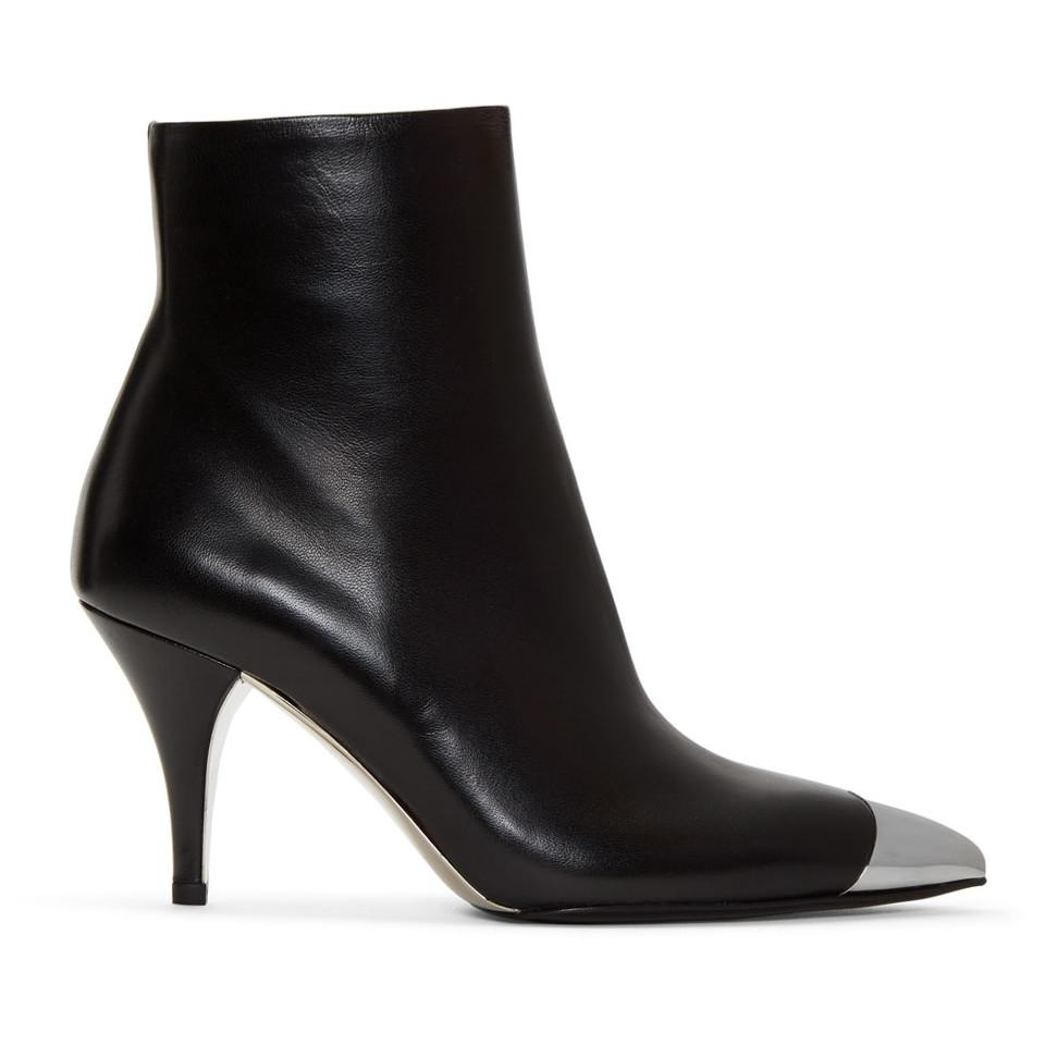 Calvin Klein Rosella Cap Toe Boots vJ0P0r1