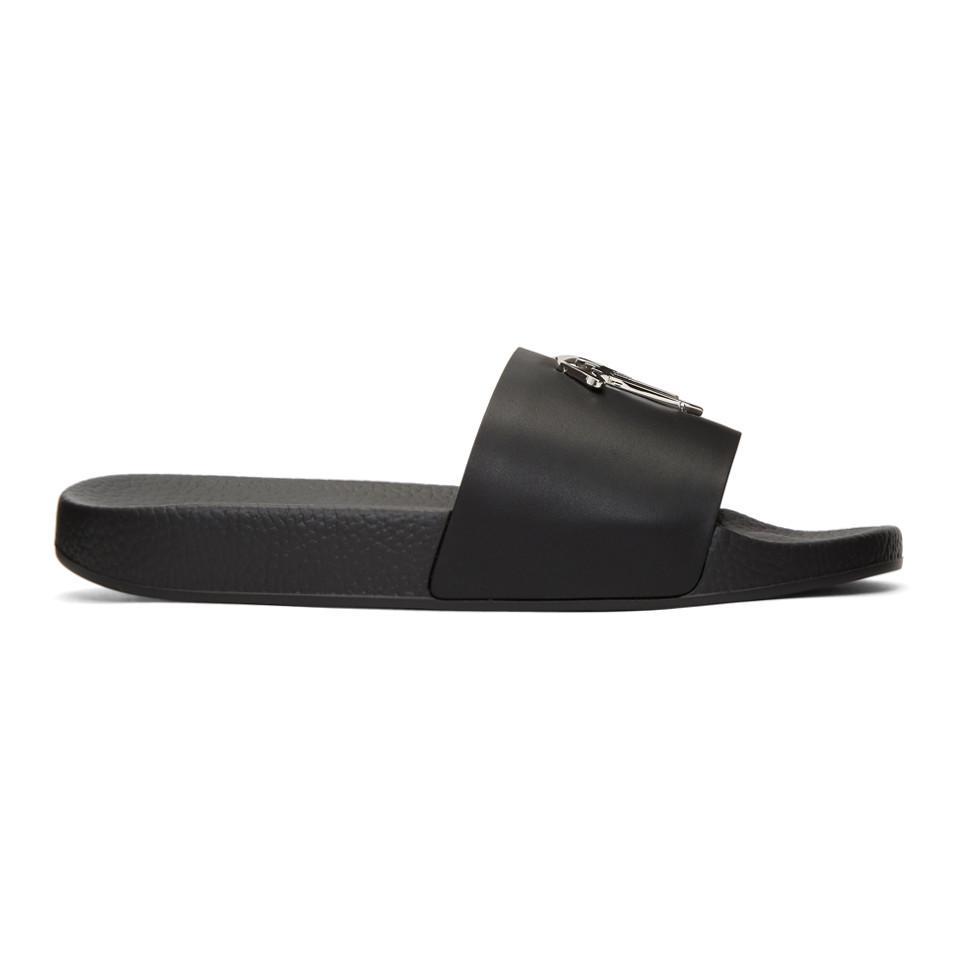 Giuseppe Zanotti All Over Logo Burel Sandals