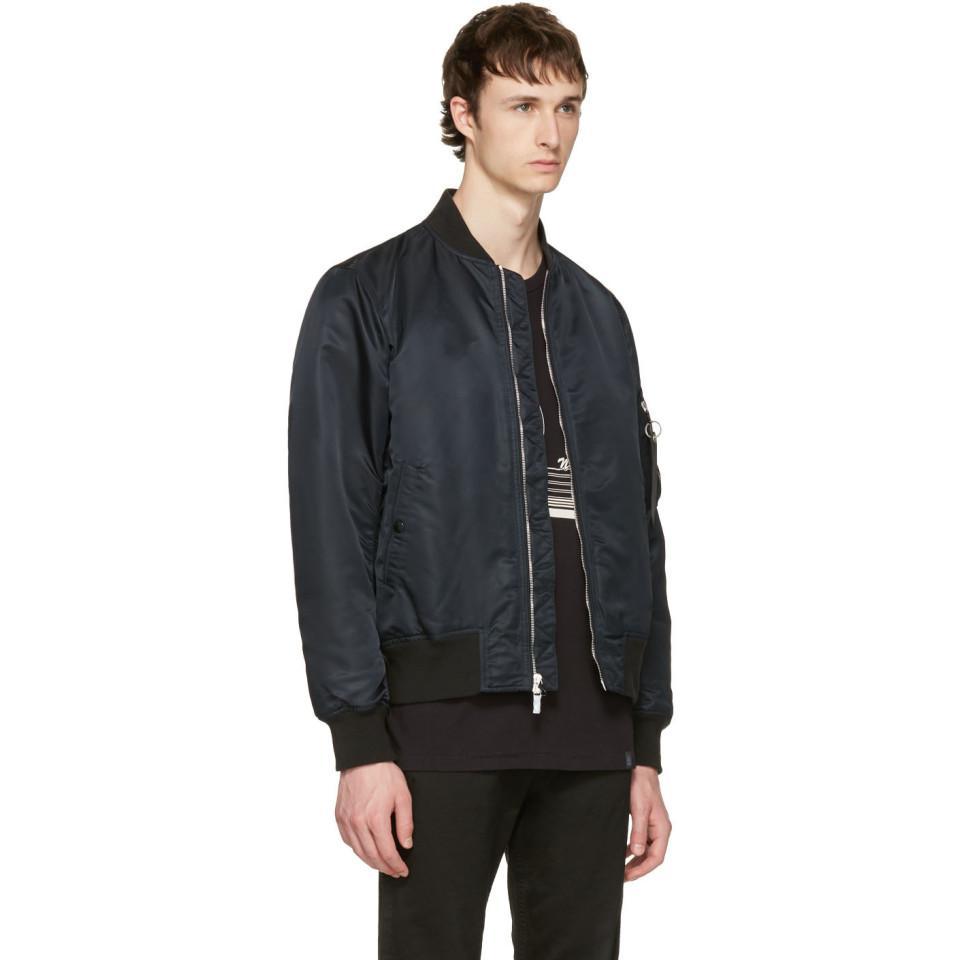 Rag & Bone Synthetic Black Manston Jacket for Men