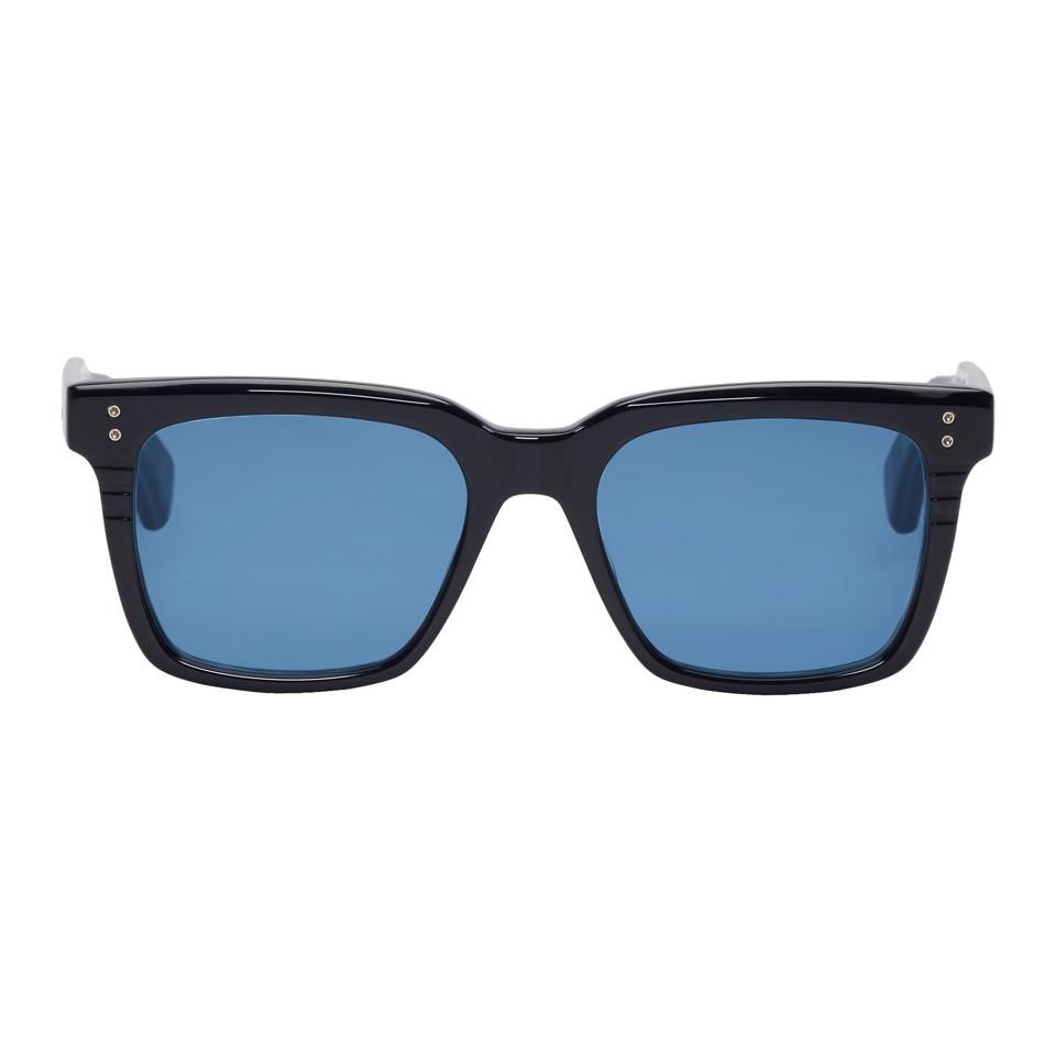 05f389c3ff Lyst - DITA Navy And Blue Sequoia Sunglasses in Blue for Men - Save 15%
