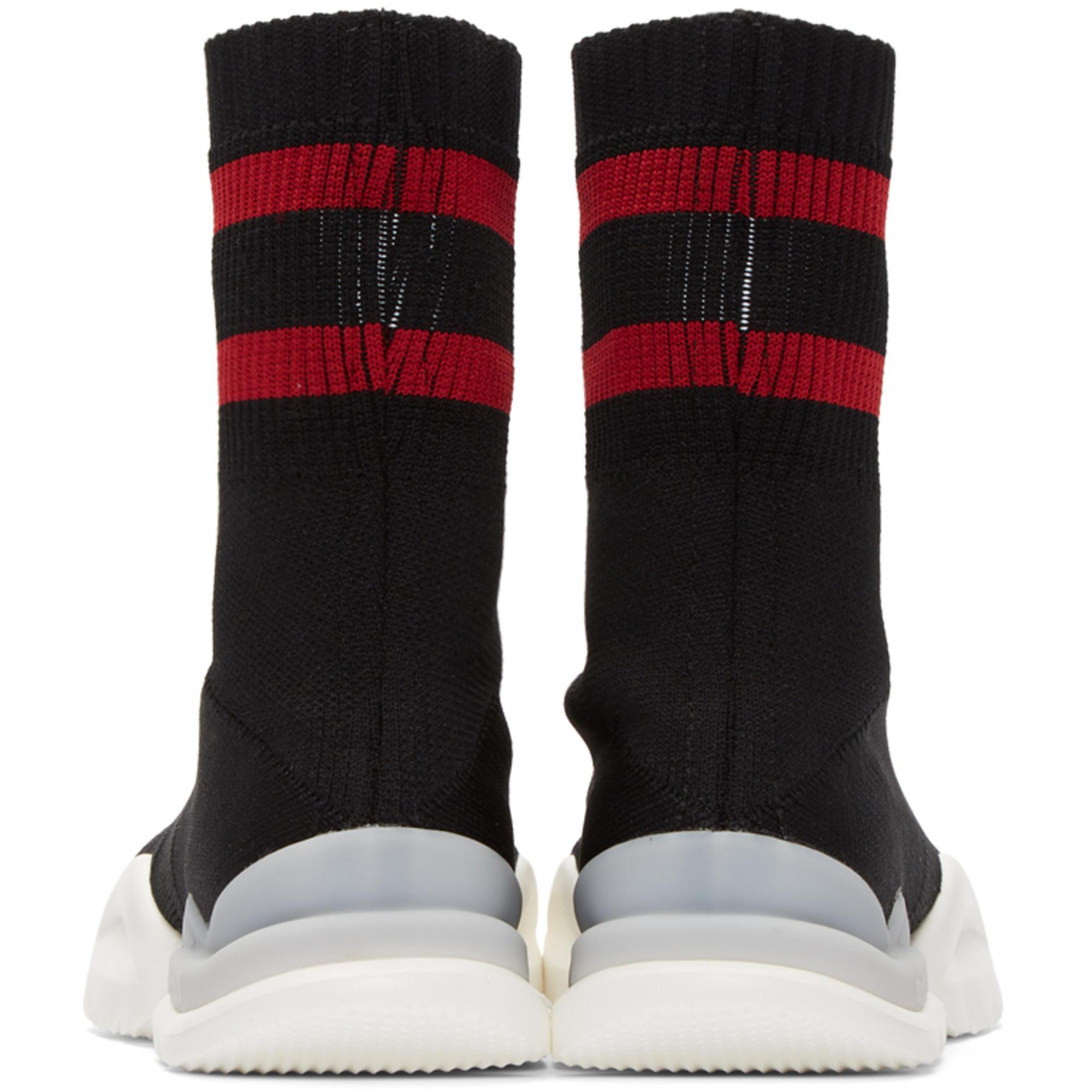 Wide Range Of For Sale Outlet Newest Black Reebok Edition Sock Pump High-Top Sneakers VETEMENTS nIRSL