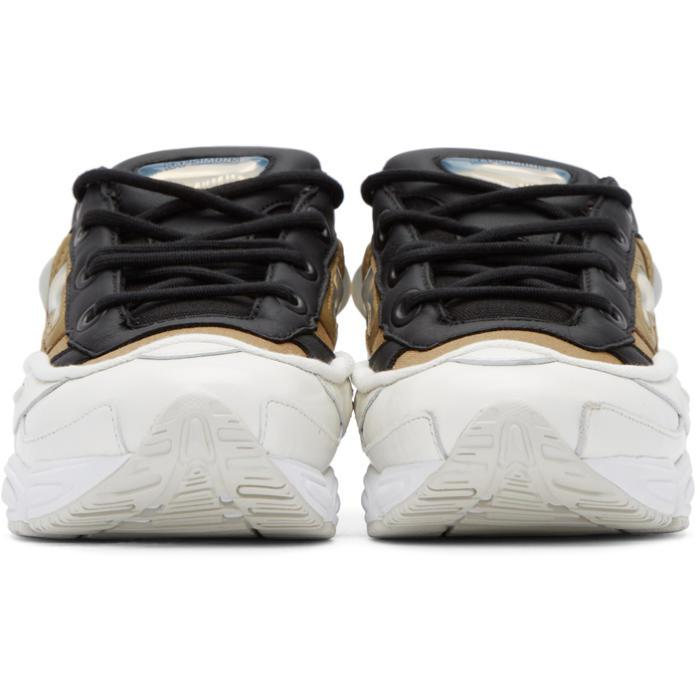 limited guantity reasonable price half off Khaki & White Adidas Originals Edition Ozweego Iii Sneakers