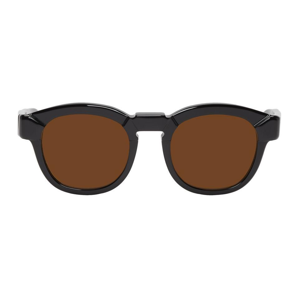 1aa851b37b8 Lyst - Kuboraum Black And Brown K17 Bms Sunglasses in Brown for Men