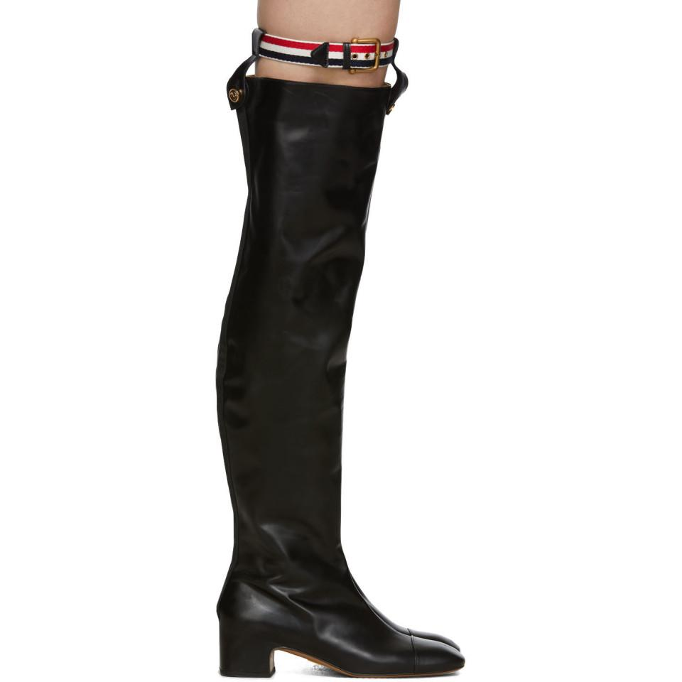 Womens Fashion Glitter Sequin Pointed Toe Over Knee Thigh High Boots Shoes RWBN