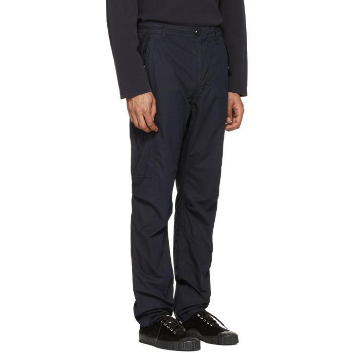Nonnative Cotton Navy Trooper Cargo Pants in Blue for Men