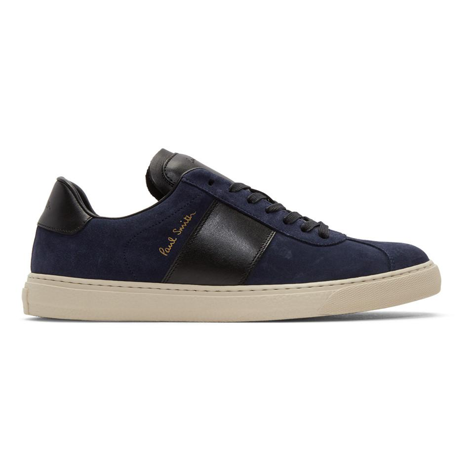 Seneca suede lace-up shoes Paul Smith fLiJ8