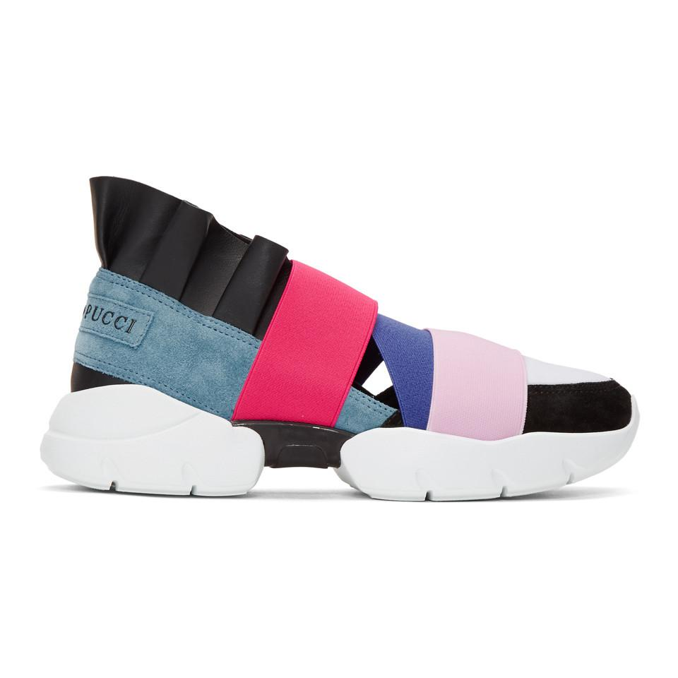Charlotte Olympia SSENSE Exclusive Multicolor City Up Sneakers NgpNWhIo