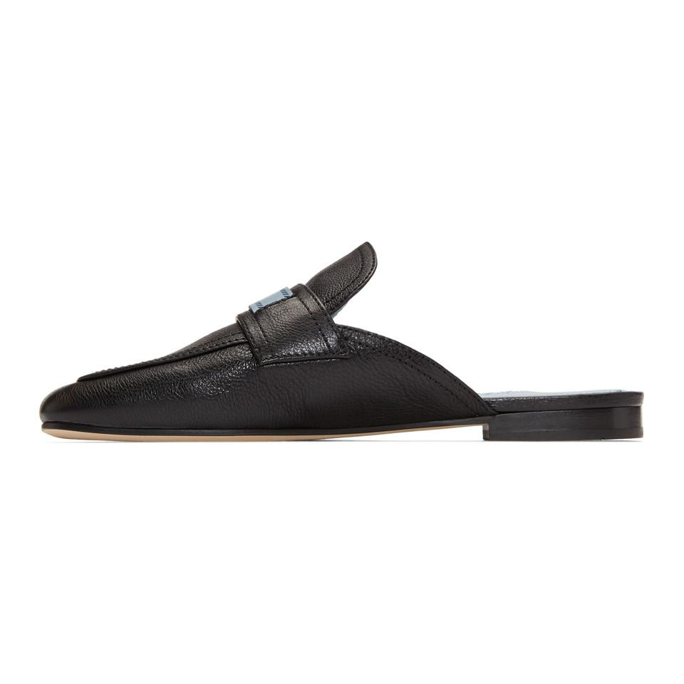 White Prada Tag Slippers Prada Free Shipping Cheap Quality Best Supplier Buy Online Cheap Visit New Online Clearance Cheapest B4lDb