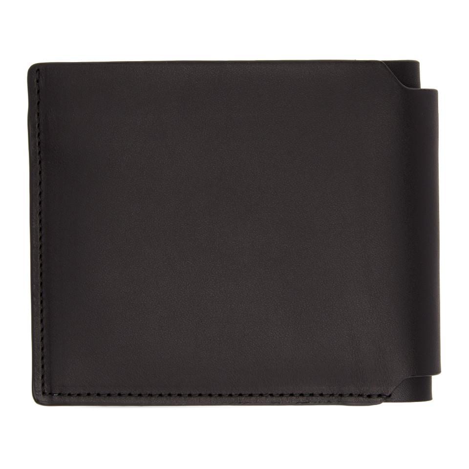Lyst - Lanvin Black Arrow Wallet in Black for Men 5bee0114cb