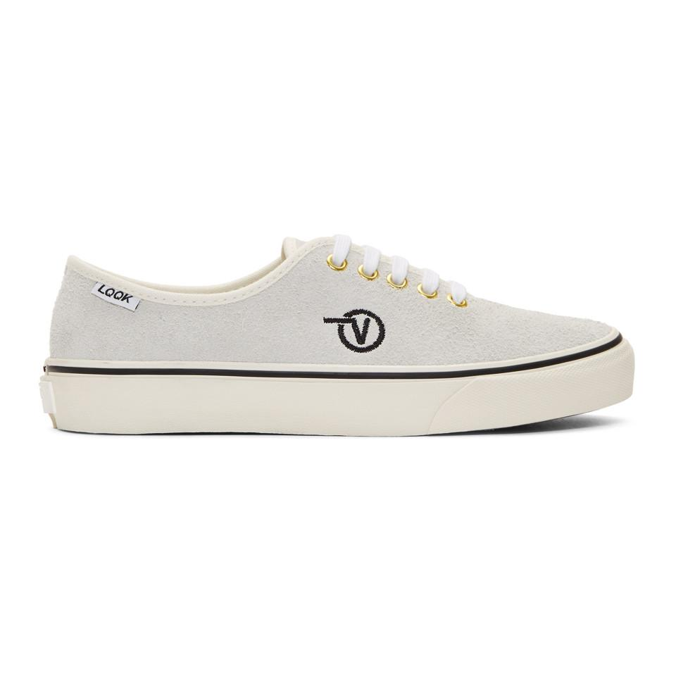 Nike White LQQK Studio Edition Authentic One Pie Sneakers websites big discount cheap price free shipping sale cheap price factory outlet sale hot sale ehnnE9g