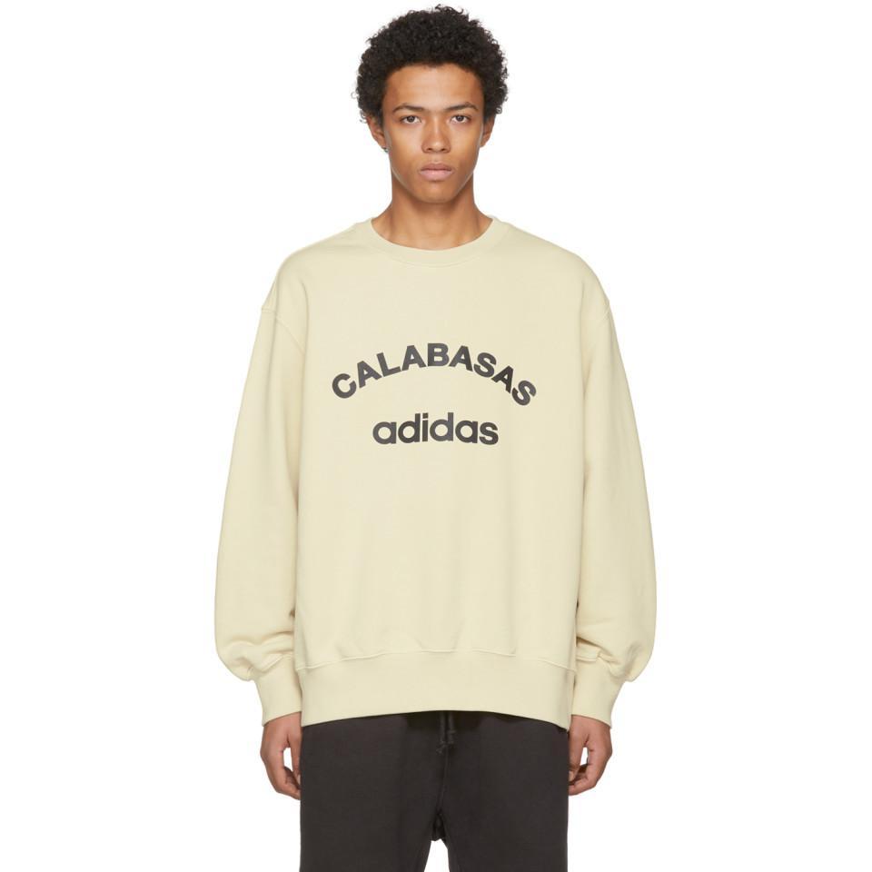 adidas calabasas sweatshirt