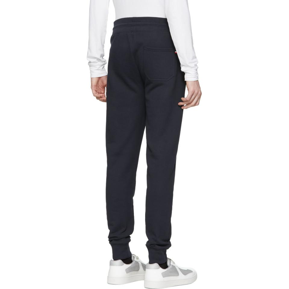 Navy Lounge Pants Moncler Browse For Sale Discount Sneakernews Looking For Online nCvCNWvuho