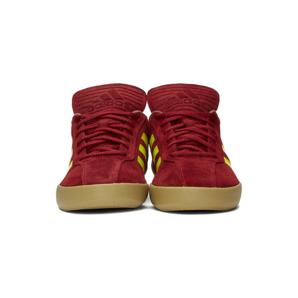 timeless design c79bd cedef gosha-rubchinskiy--Burgundy-Adidas-Originals-Edition-Copa-Super -Sneakers.jpeg
