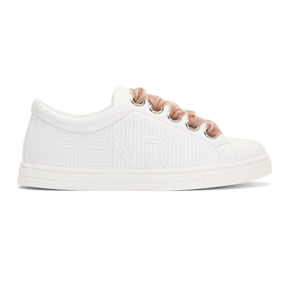 contrast lace-up sneakers Off-white 6Lipm8
