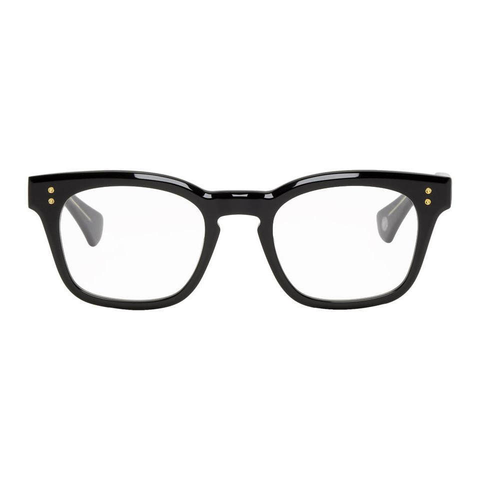 6571a23caa1a Lyst - DITA Black Mann Glasses in Black for Men