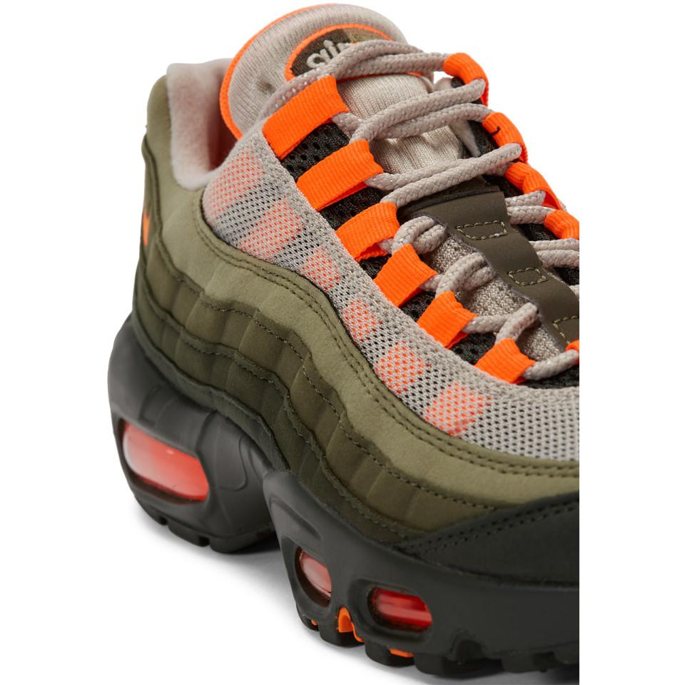 air max 95 og orange and green