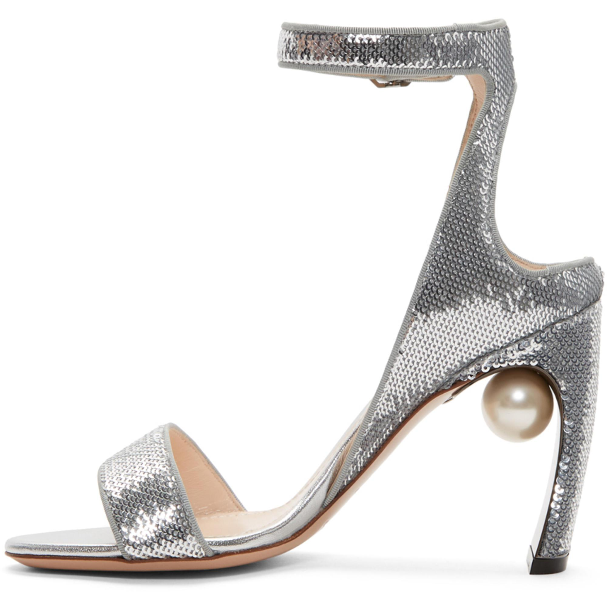 20a546500d9 Gallery. Previously sold at  SSENSE · Women s Floral Pumps Women s Red Pumps  Women s Botkier Anna Women s Silver Sandals ...