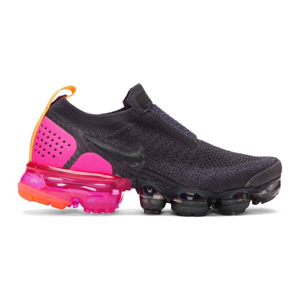 nike air vapormax flyknit moc 2 sneakers
