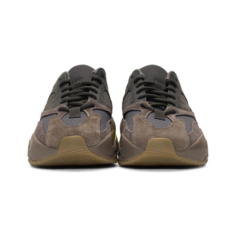 2ac5c95b5 Yeezy - Purple Taupe Boost 700 Sneakers - Lyst. View fullscreen