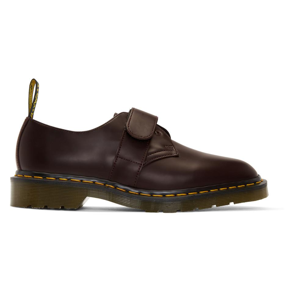 Dr. Martens Engineered Garments Edition Suede 1461 Smith Derbys Cheap Eastbay Cool Clearance Cheap Online Discount Geniue Stockist Lowest Price Cheap Online bbQBS