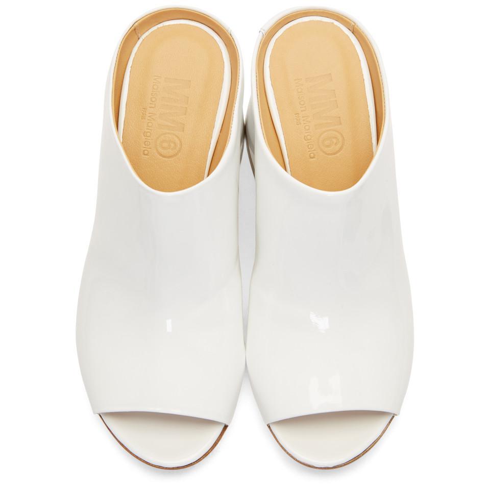 83bf78aa9615 mm6-by-maison-martin-margiela-white-White-Patent-Flare-Heel-Mules.jpeg