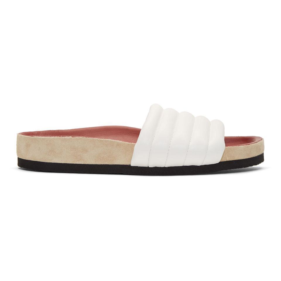 Isabel MarantOff- Hellea Sporty Sandals tbxlkwnbro